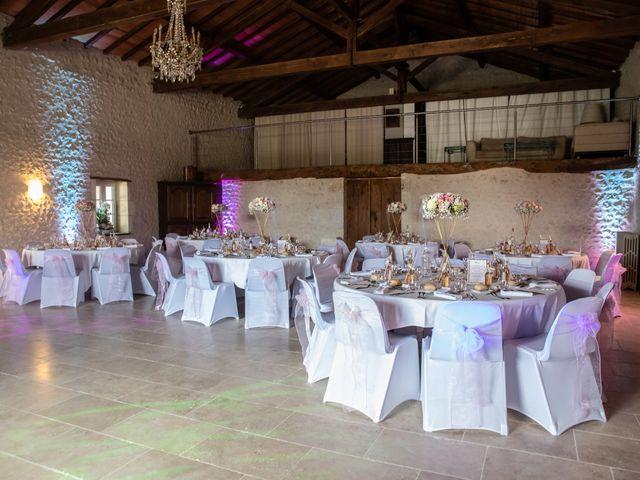 Le mariage de Ludovic et Ophélie à Allemans, Dordogne 25