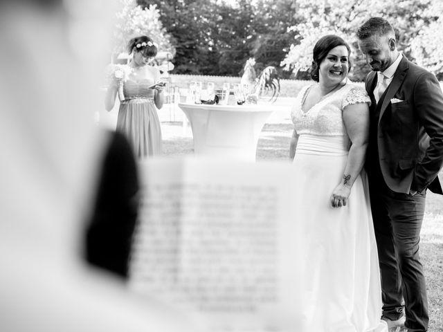 Le mariage de Ludovic et Ophélie à Allemans, Dordogne 30