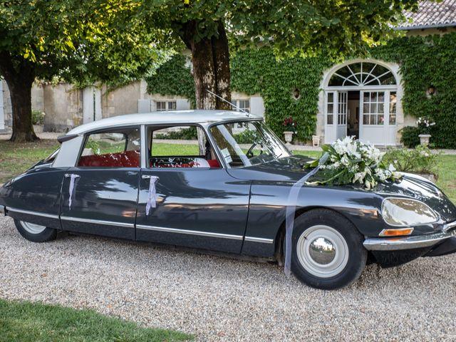 Le mariage de Ludovic et Ophélie à Allemans, Dordogne 37