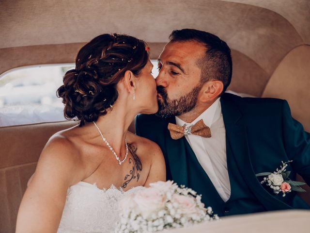 Le mariage de Benoit et Virginie à Gensac-la-Pallue, Charente 8