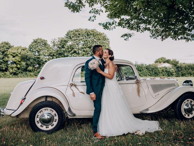 Le mariage de Benoit et Virginie à Gensac-la-Pallue, Charente 13