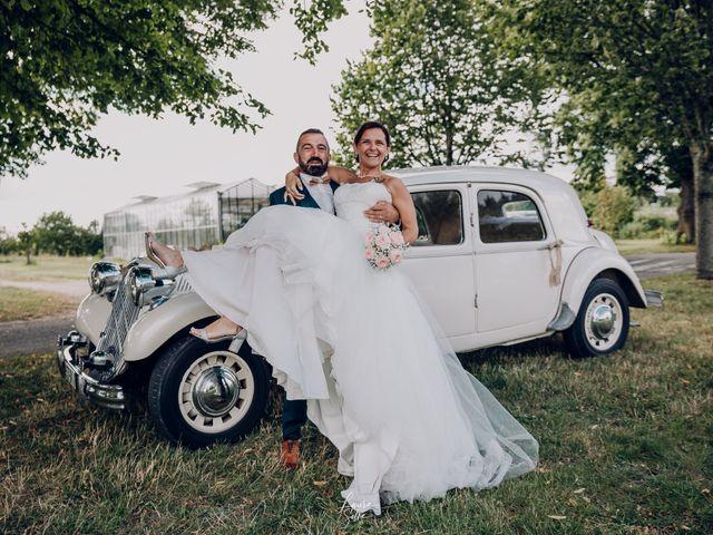 Le mariage de Benoit et Virginie à Gensac-la-Pallue, Charente 19