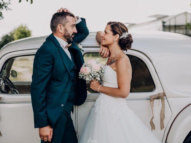 Le mariage de Benoit et Virginie à Gensac-la-Pallue, Charente 21