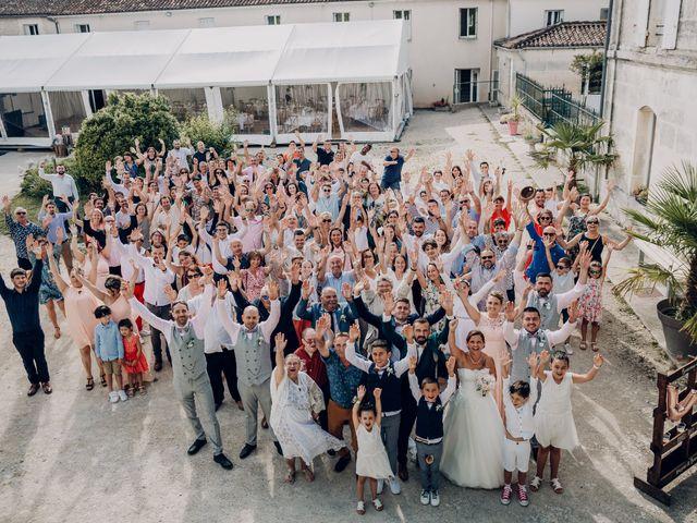 Le mariage de Benoit et Virginie à Gensac-la-Pallue, Charente 24