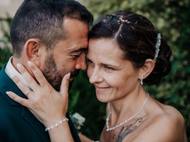 Le mariage de Benoit et Virginie à Gensac-la-Pallue, Charente 20
