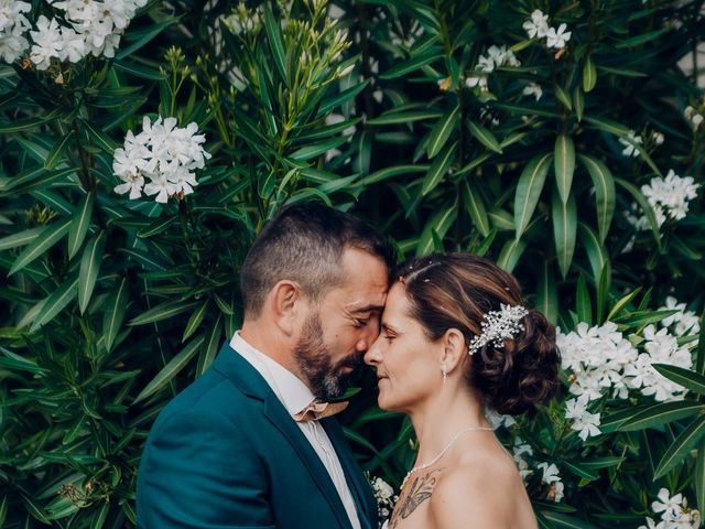 Le mariage de Benoit et Virginie à Gensac-la-Pallue, Charente 14