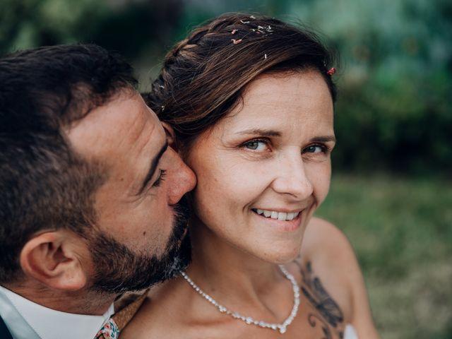 Le mariage de Benoit et Virginie à Gensac-la-Pallue, Charente 15
