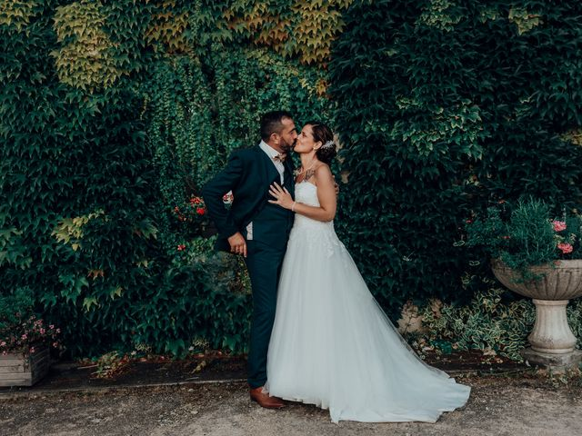 Le mariage de Benoit et Virginie à Gensac-la-Pallue, Charente 23