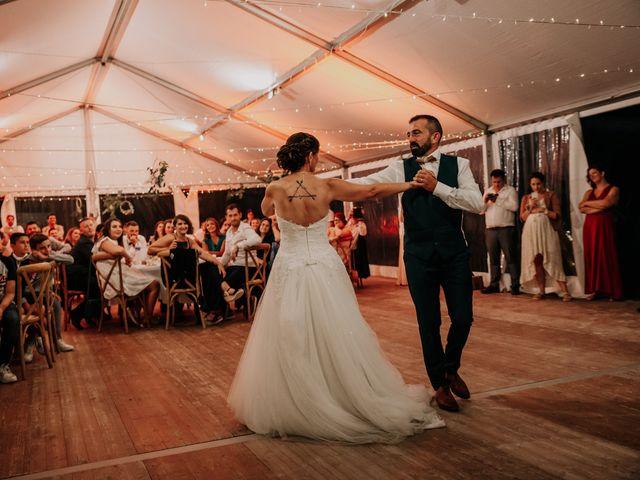 Le mariage de Benoit et Virginie à Gensac-la-Pallue, Charente 33