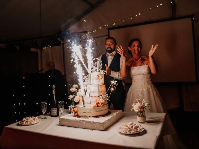 Le mariage de Benoit et Virginie à Gensac-la-Pallue, Charente 37