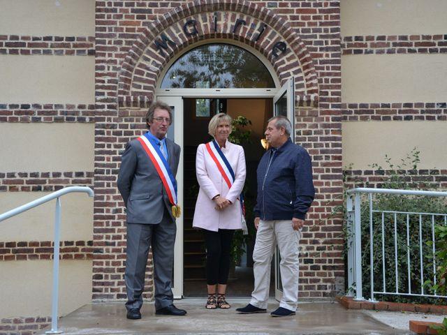 Le mariage de Francis et Isabelle à Buchy, Seine-Maritime 2