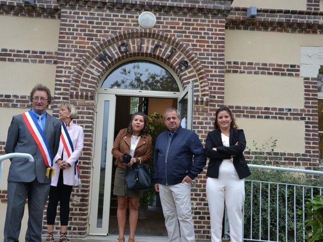Le mariage de Francis et Isabelle à Buchy, Seine-Maritime 3