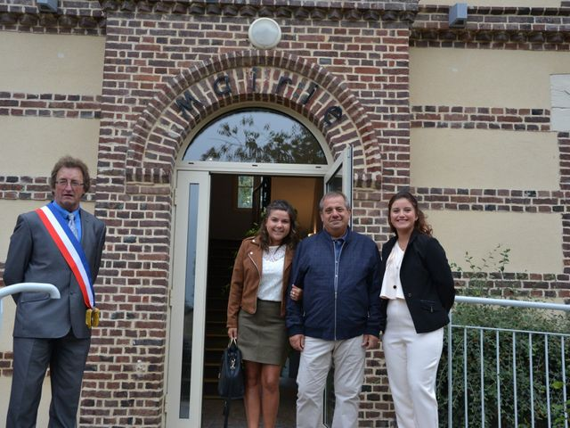 Le mariage de Francis et Isabelle à Buchy, Seine-Maritime 4
