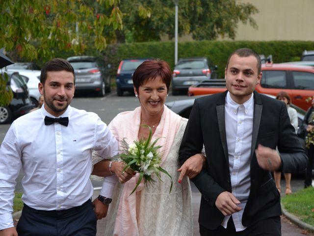 Le mariage de Francis et Isabelle à Buchy, Seine-Maritime 8