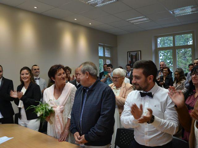 Le mariage de Francis et Isabelle à Buchy, Seine-Maritime 17