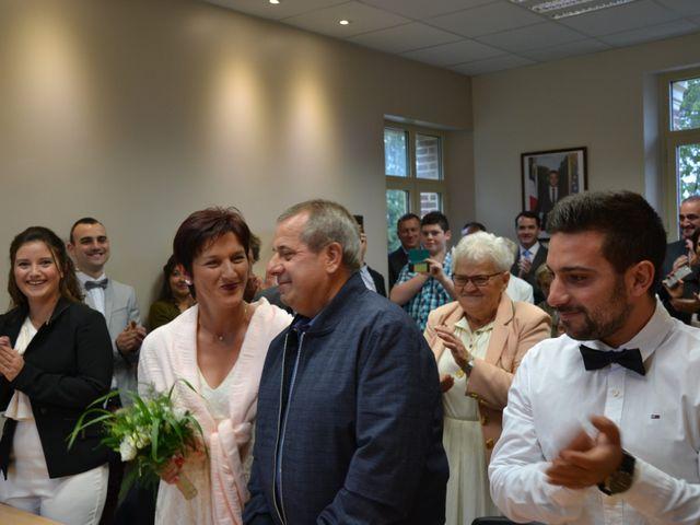 Le mariage de Francis et Isabelle à Buchy, Seine-Maritime 18