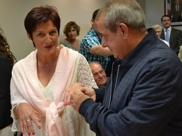 Le mariage de Francis et Isabelle à Buchy, Seine-Maritime 23