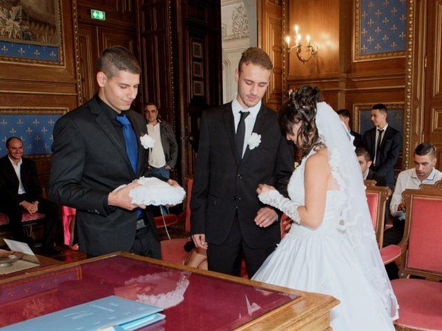 Le mariage de Philippe et Marina à Angoulême, Charente 17
