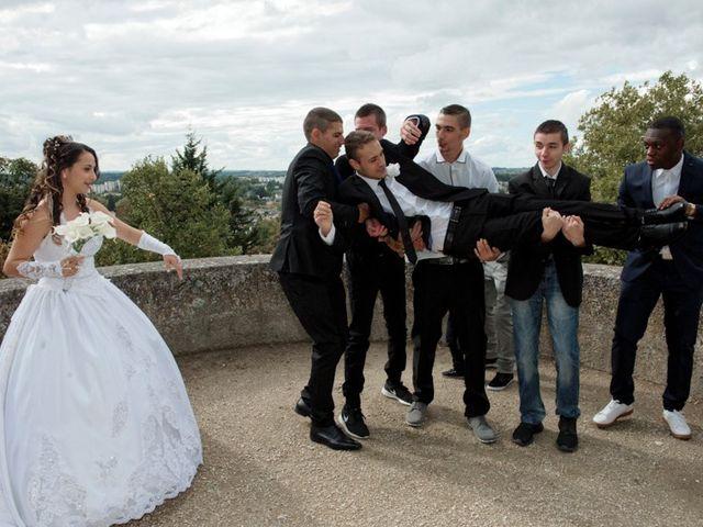 Le mariage de Philippe et Marina à Angoulême, Charente 33