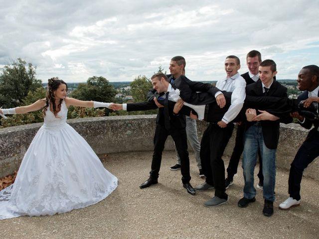 Le mariage de Philippe et Marina à Angoulême, Charente 34