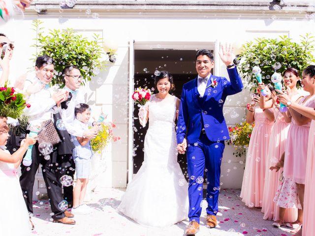 Le mariage de Sylvie et Mathias