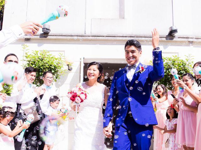 Le mariage de Mathias et Sylvie à Le Coudray-Montceaux, Essonne 14