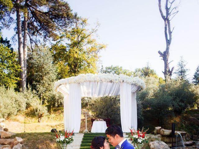 Le mariage de Mathias et Sylvie à Le Coudray-Montceaux, Essonne 16