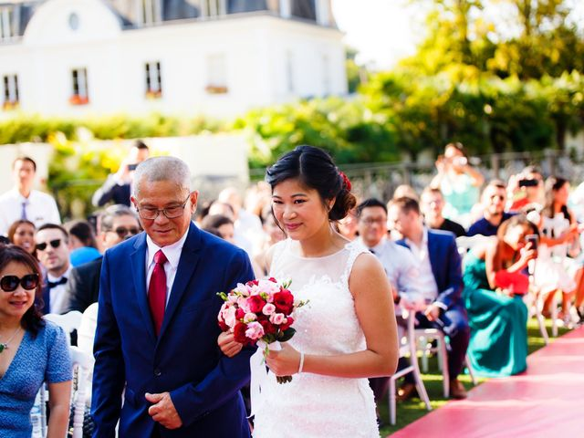 Le mariage de Mathias et Sylvie à Le Coudray-Montceaux, Essonne 18