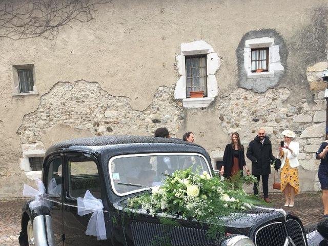 Le mariage de Bertrand et Tiffany  à Marigny-Saint-Marcel, Haute-Savoie 3