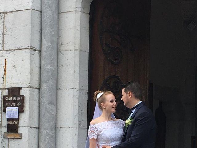 Le mariage de Bertrand et Tiffany  à Marigny-Saint-Marcel, Haute-Savoie 1
