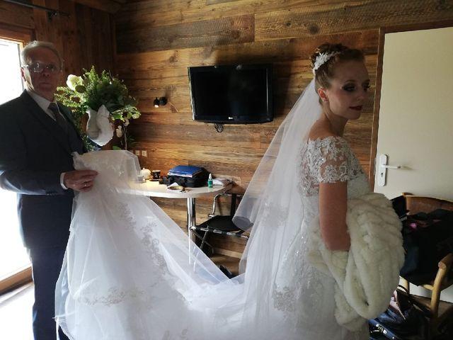 Le mariage de Bertrand et Tiffany  à Marigny-Saint-Marcel, Haute-Savoie 10