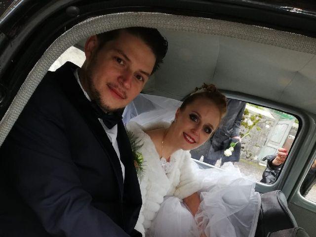 Le mariage de Bertrand et Tiffany  à Marigny-Saint-Marcel, Haute-Savoie 11