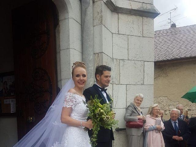Le mariage de Bertrand et Tiffany  à Marigny-Saint-Marcel, Haute-Savoie 19