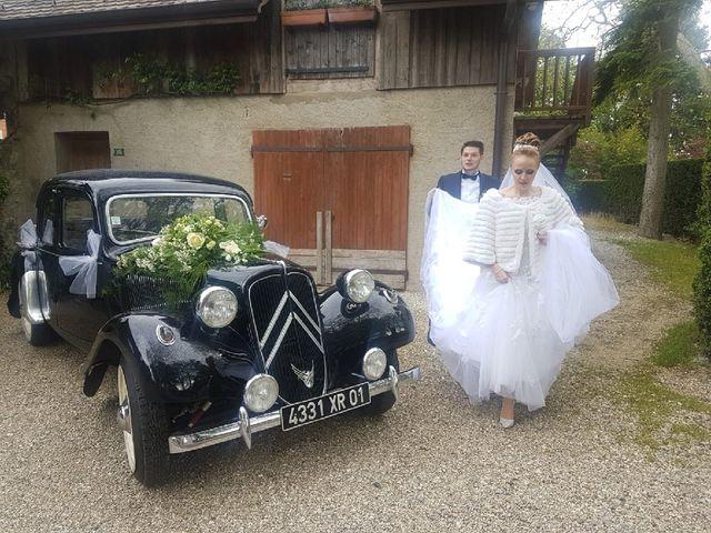 Le mariage de Bertrand et Tiffany  à Marigny-Saint-Marcel, Haute-Savoie 20