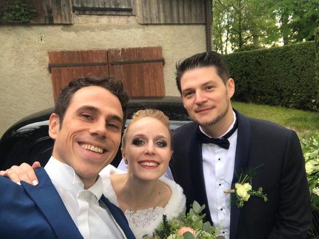 Le mariage de Bertrand et Tiffany  à Marigny-Saint-Marcel, Haute-Savoie 24