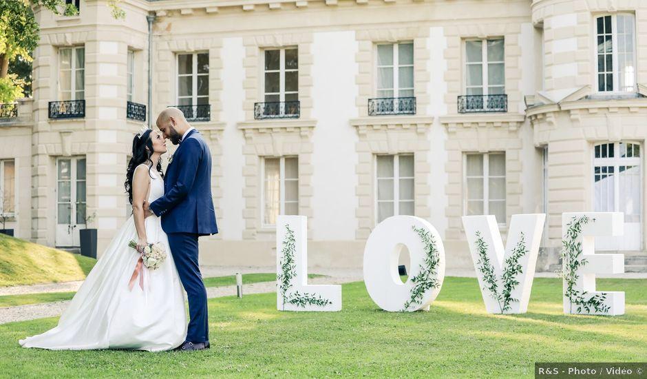 Le mariage de Kévin et Axelle à Les Clayes-sous-Bois, Yvelines