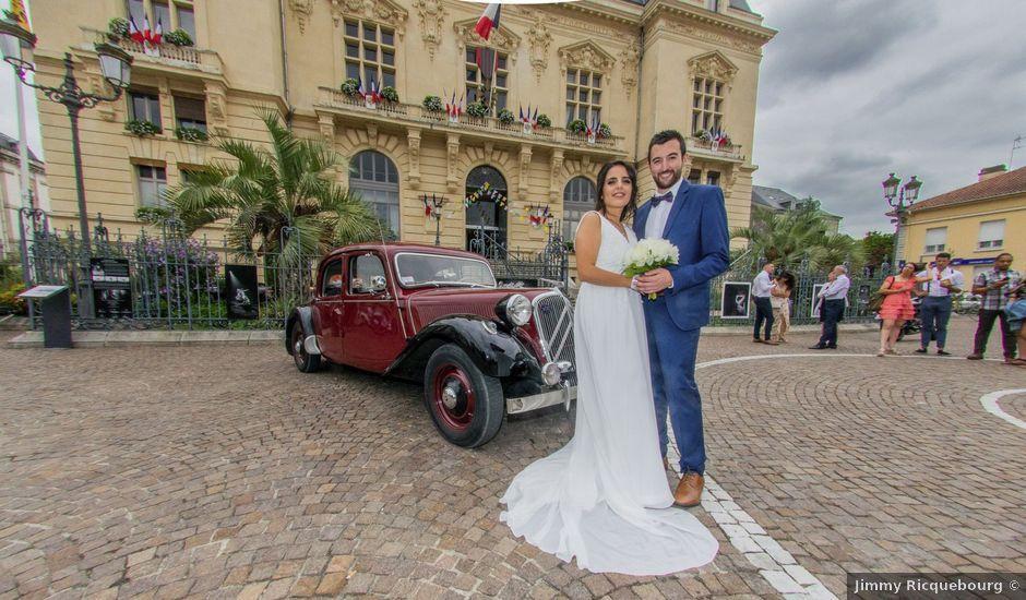 Le mariage de Manuel et Nawäl à Tarbes, Hautes-Pyrénées