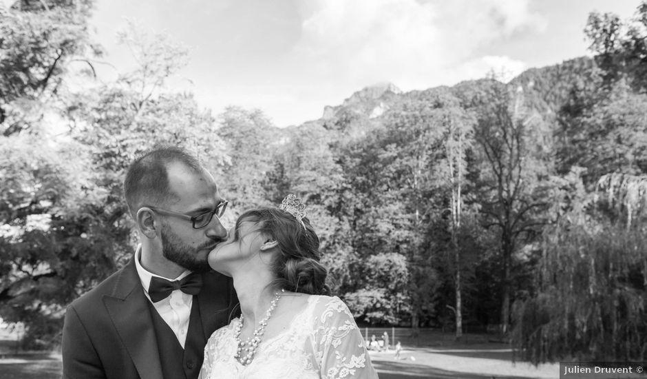 Le mariage de Benjamin et Samantha à Bonneville, Haute-Savoie