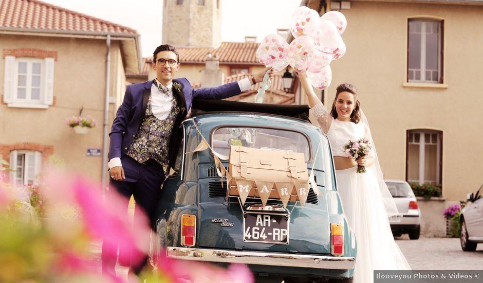 Le mariage de Alban et Pauline à Montpellier, Hérault
