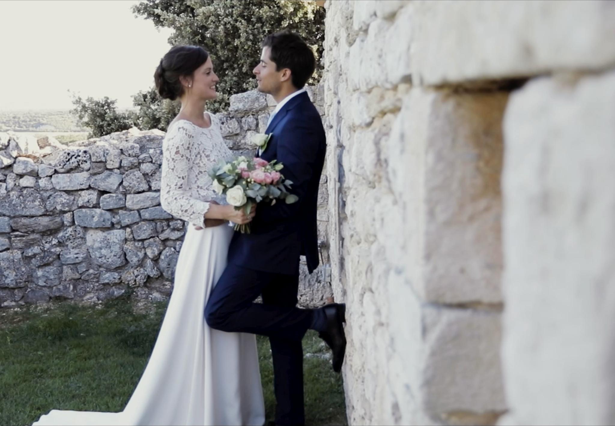 Le mariage de Jéremy et Laura à Grignan, Drôme