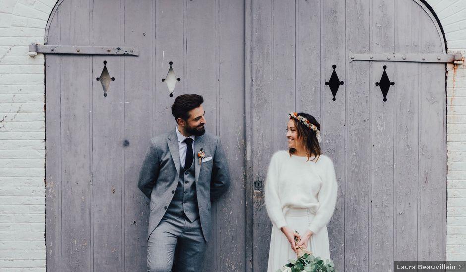 Le mariage de Julien et Christelle à Boulogne-sur-Mer, Pas-de-Calais