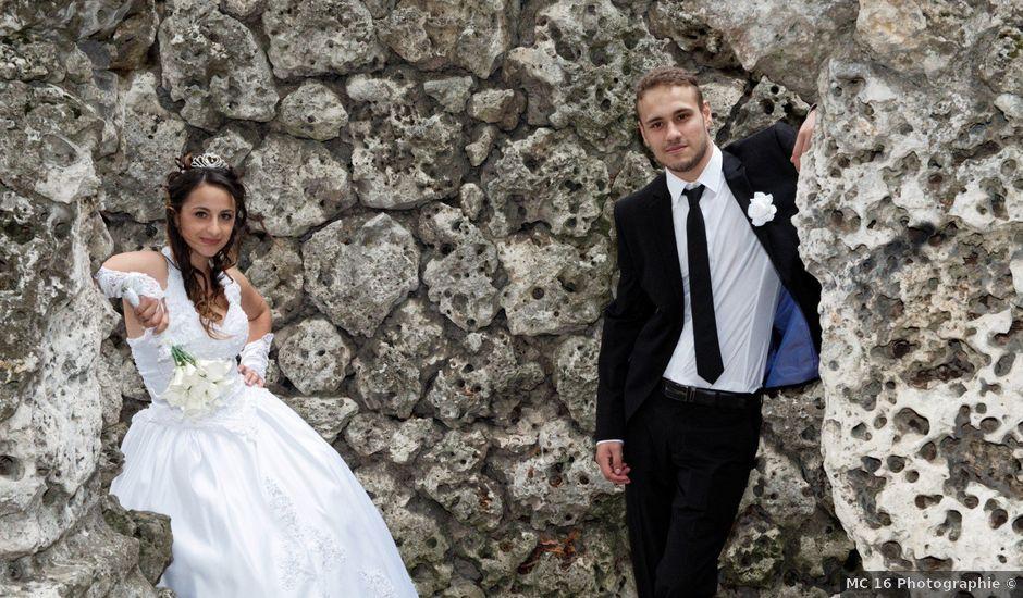 Le mariage de Philippe et Marina à Angoulême, Charente