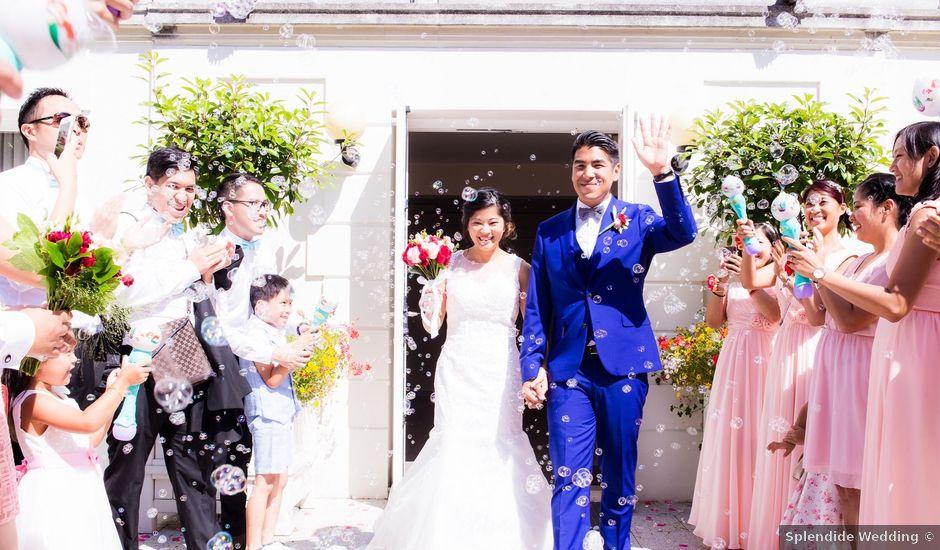 Le mariage de Mathias et Sylvie à Le Coudray-Montceaux, Essonne