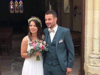 Le mariage de Adeline et Nicolas  1