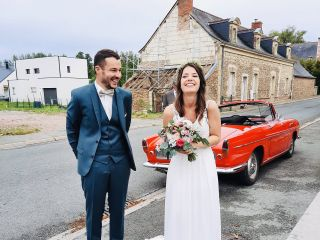 Le mariage de Adeline et Nicolas  2