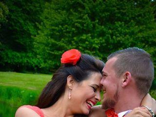 Le mariage de Manon et Antoine 1