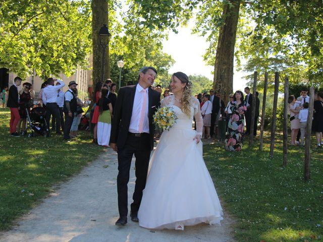 Le mariage de Andréa et Céline à La Chapelle-sur-Erdre, Loire Atlantique 17