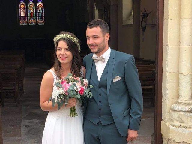 Le mariage de Nicolas  et Adeline à Doué-la-Fontaine, Maine et Loire 2