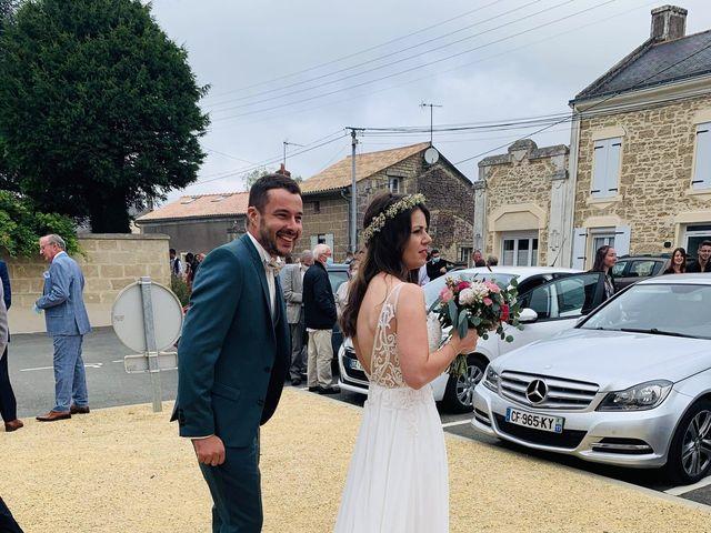 Le mariage de Nicolas  et Adeline à Doué-la-Fontaine, Maine et Loire 5