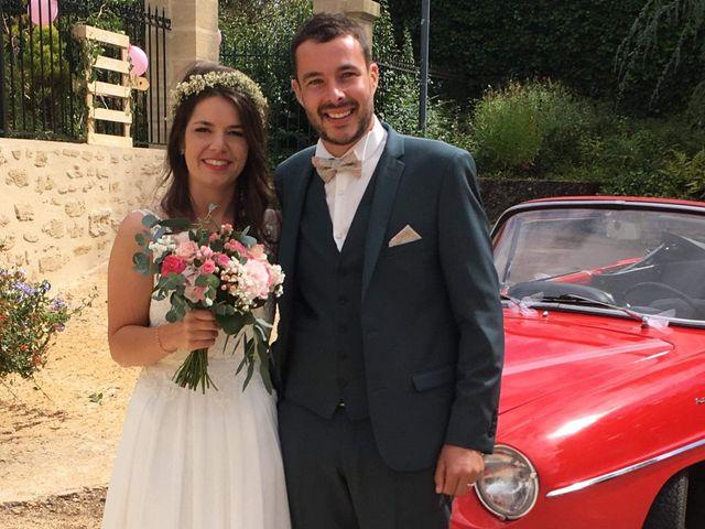 Le mariage de Nicolas  et Adeline à Doué-la-Fontaine, Maine et Loire 7